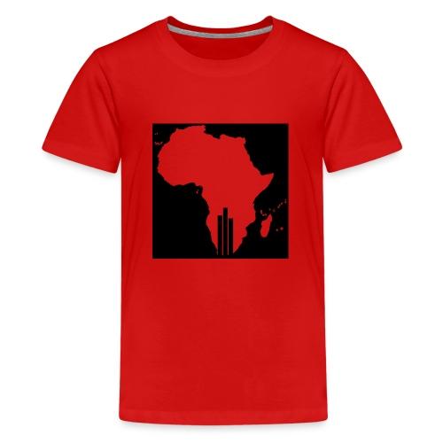 Tswa_Daar_Logo_Design - Kids' Premium T-Shirt