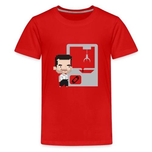 Ufo catch - Kids' Premium T-Shirt