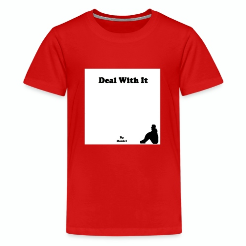 Deal with it by Daniel - Kids' Premium T-Shirt