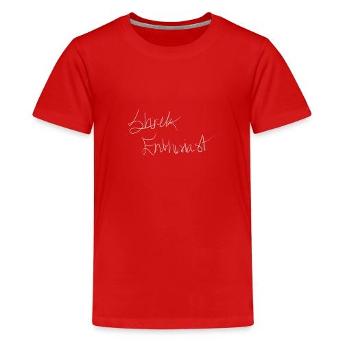 Shrek Enthusiast - Kids' Premium T-Shirt