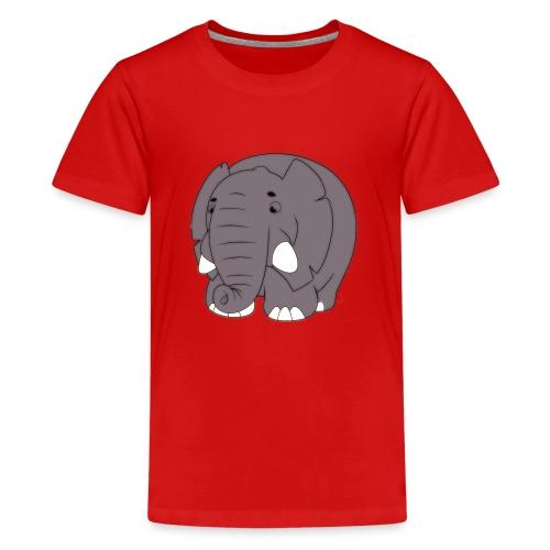 Sammy the Elephant - Kids' Premium T-Shirt