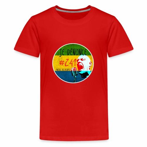 JDC241 Classic - Kids' Premium T-Shirt