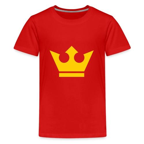Kingz Rise - Kids' Premium T-Shirt