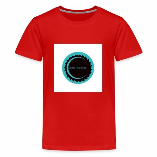 LIVING RECKLESS BLUE MOON EDITION - Kids' Premium T-Shirt