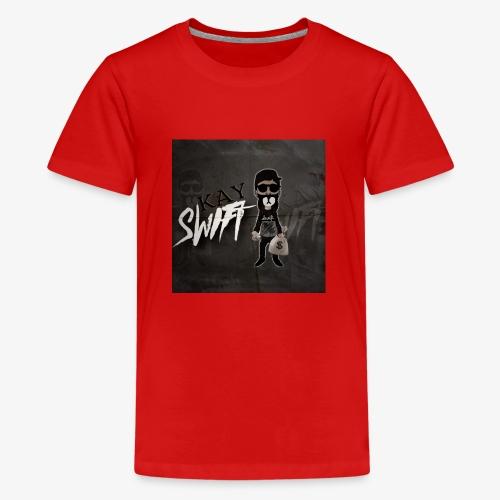 Swift Designz - Kids' Premium T-Shirt