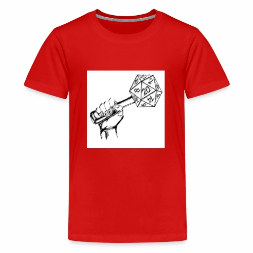 The PolyHammer - Kids' Premium T-Shirt