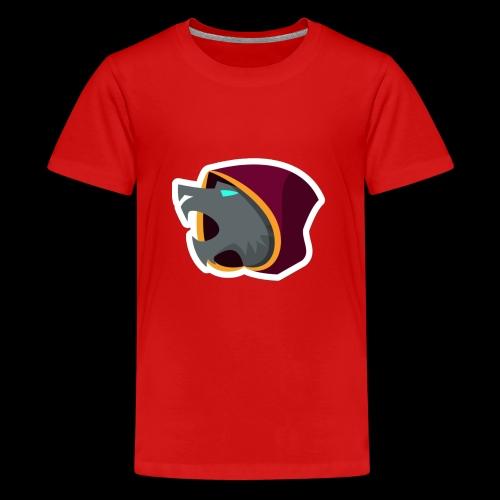Wolf Seer Icon - Kids' Premium T-Shirt