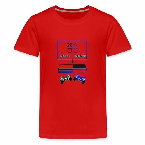 play zone - Kids' Premium T-Shirt