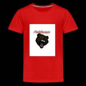 cali bear - Kids' Premium T-Shirt