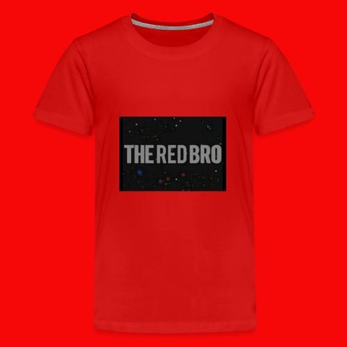 The Red Bro Merchandise - Kids' Premium T-Shirt