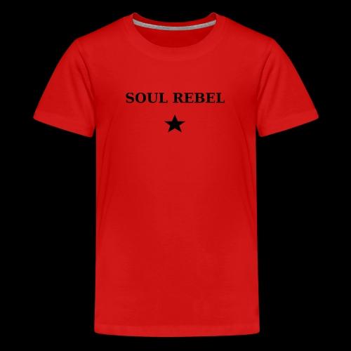 Soul Rebel - Kids' Premium T-Shirt