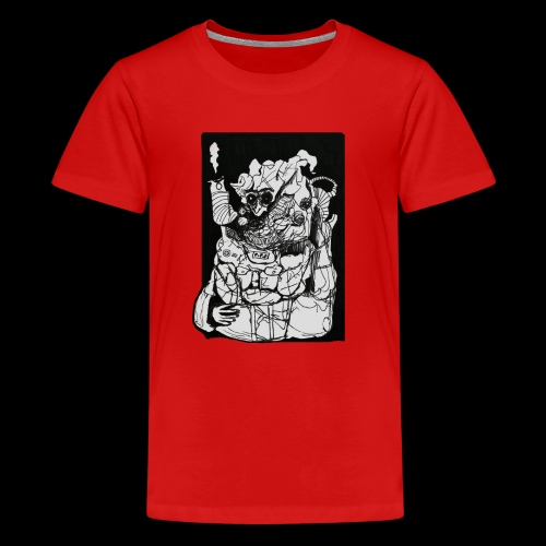 Wanted in Six Systems - Kids' Premium T-Shirt