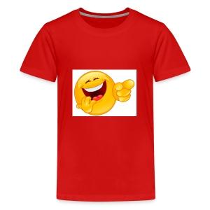 emoticon - Kids' Premium T-Shirt