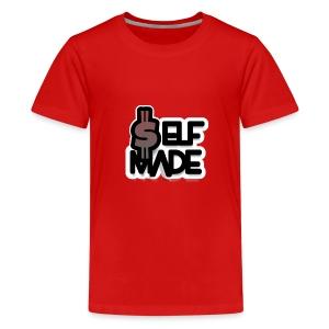 Self Made merchandise by Haut - Kids' Premium T-Shirt