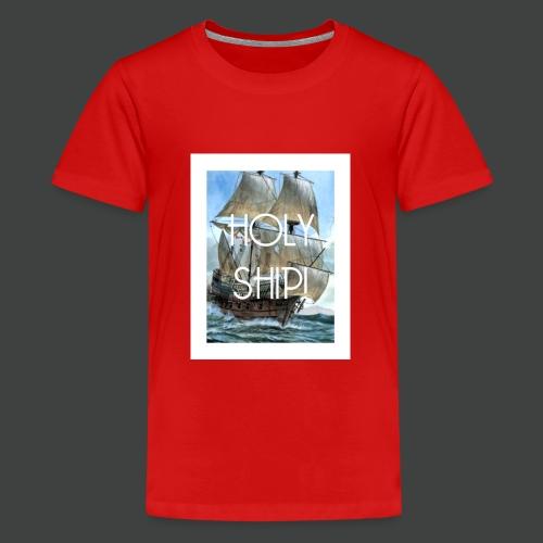 Holy Ship - Kids' Premium T-Shirt