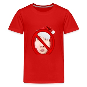 Christmas Ricegum Not Allowed - Kids' Premium T-Shirt