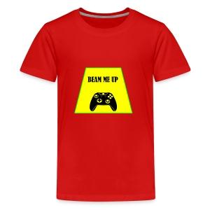 beam me up 1 - Kids' Premium T-Shirt