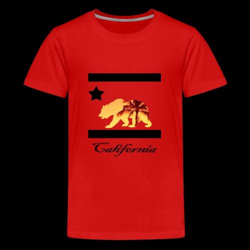 estampa carlifornia 2 - Kids' Premium T-Shirt