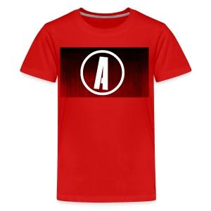 AlphaApexTV Logo Merch - Kids' Premium T-Shirt