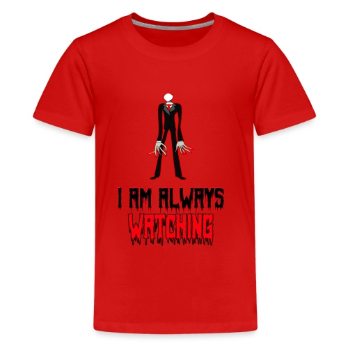 Slenderman T-shirt or custom design for mug,bag - Kids' Premium T-Shirt