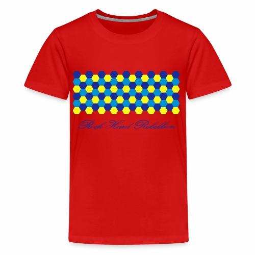 rock hard rebellion - Kids' Premium T-Shirt