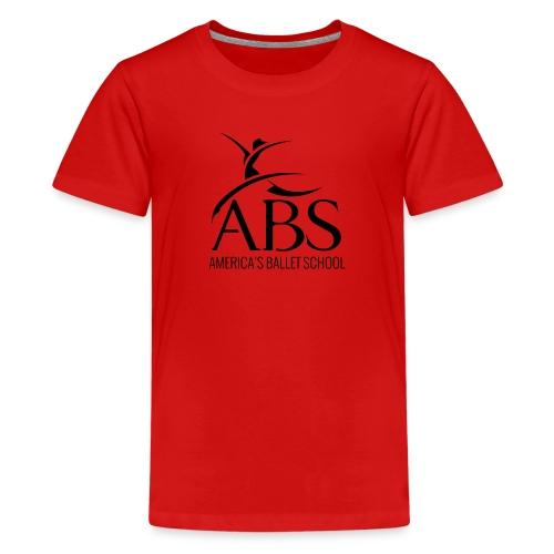 Black ABS Logo Accesories - Kids' Premium T-Shirt