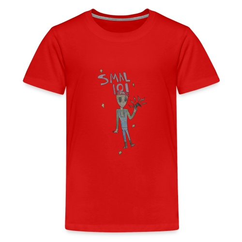THE SMAL 101 FANART LOGO - Kids' Premium T-Shirt