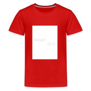 Manger Collin - Kids' Premium T-Shirt