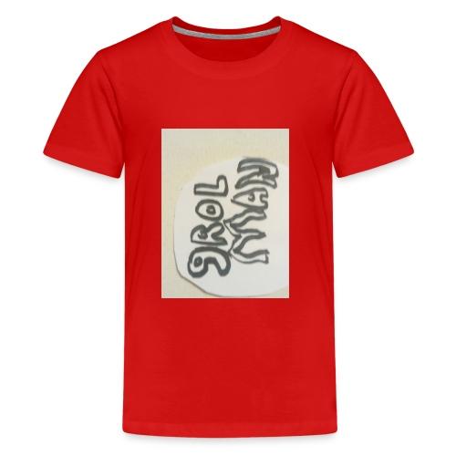 Groan origanal - Kids' Premium T-Shirt