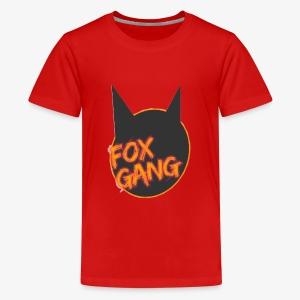 The fox gang official - Kids' Premium T-Shirt