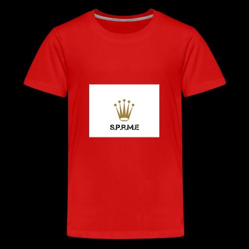 supreme clan rolex logo - Kids' Premium T-Shirt