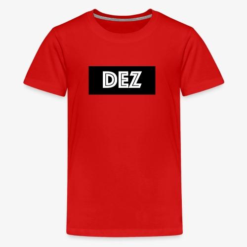 DeZ Boi - Kids' Premium T-Shirt