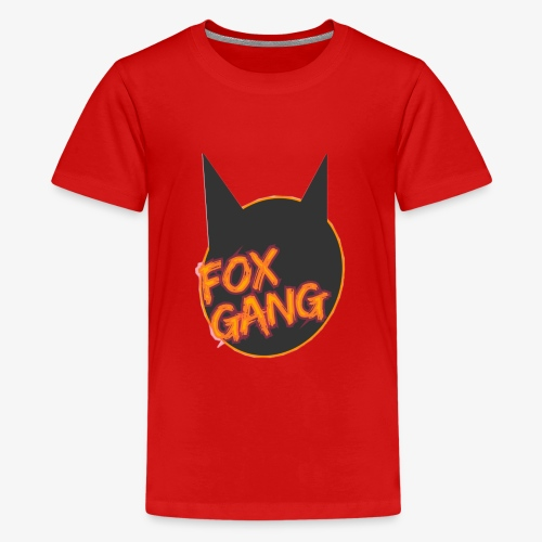 The fox gang official - Kids' Premium T-Shirt
