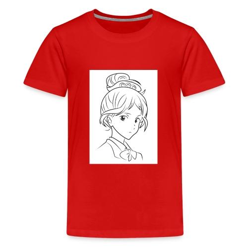 Girl - Kids' Premium T-Shirt
