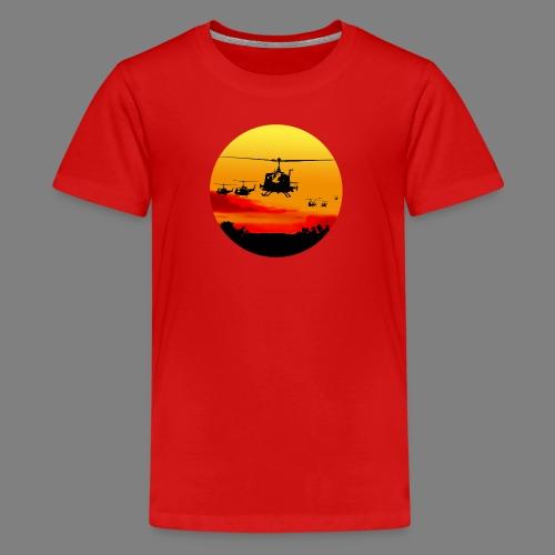 HUEYSUNRISE/1808/US - Kids' Premium T-Shirt