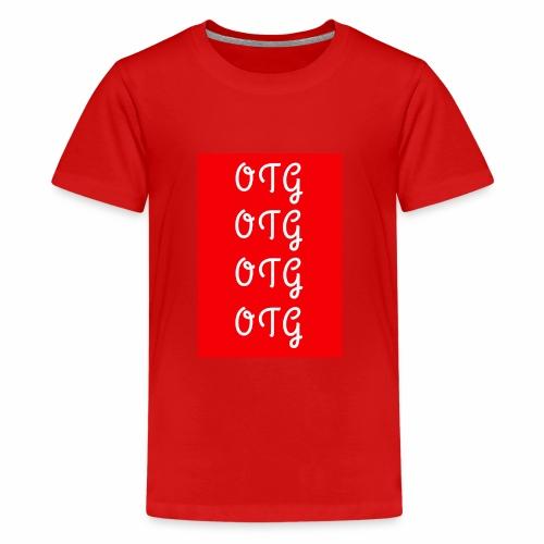 OTG - NOVA - Kids' Premium T-Shirt