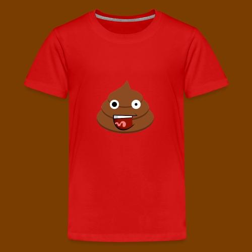 Poop Logo - Kids' Premium T-Shirt