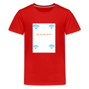 Cool Nation - Kids' Premium T-Shirt