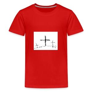 The Cross - Kids' Premium T-Shirt
