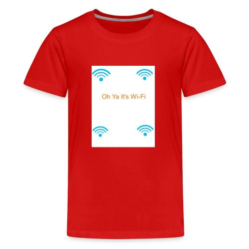 Cool Nation - Kids' Premium T-Shirt