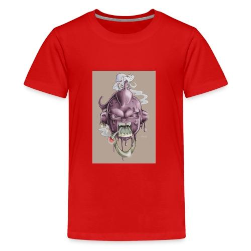 purple boo - Kids' Premium T-Shirt