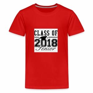 class of 2018 shirt - Kids' Premium T-Shirt