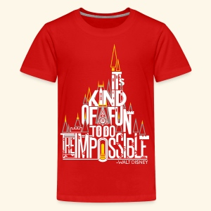 The Impossible - Kids' Premium T-Shirt