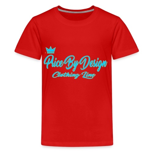 Price By Design Logo - Kids' Premium T-Shirt