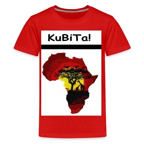 Kubita! - Kids' Premium T-Shirt