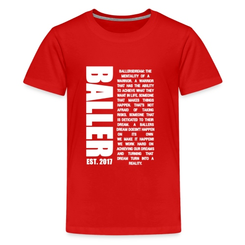 EST.2017 - Kids' Premium T-Shirt