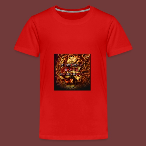Firetiger - Kids' Premium T-Shirt