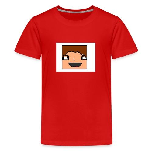 SpeedBoy T-sjorte - Kids' Premium T-Shirt