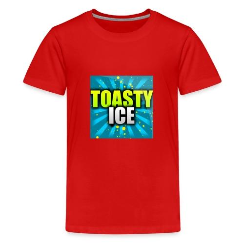 ToastyIce Logo - Kids' Premium T-Shirt