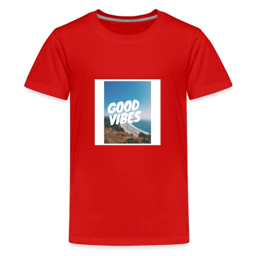 Good Vibes - Kids' Premium T-Shirt